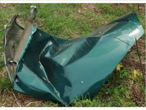 Tannerite_car_hood_wreckage-300x225